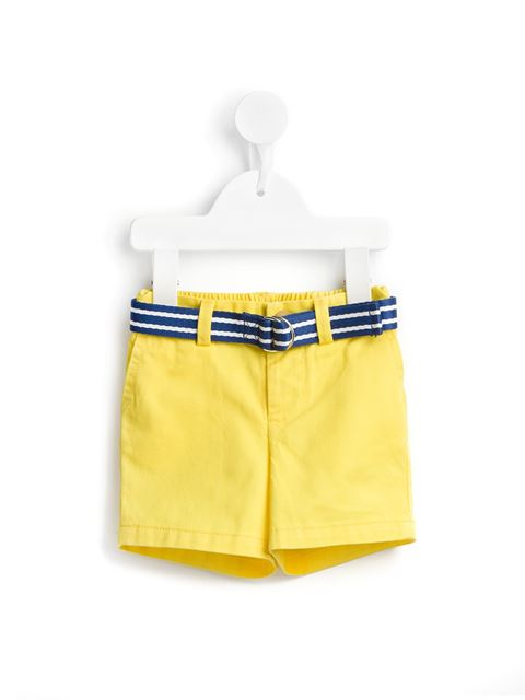 belted casual shorts 11336094
