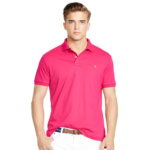 Pima Soft Touch Polo Shirt 80054626