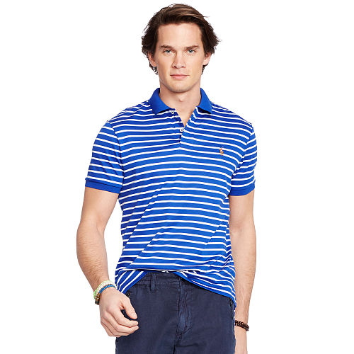 Striped Pima Soft Touch Polo 93752416