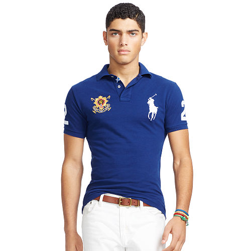 BlackWatch Custom Fit Polo 89017326