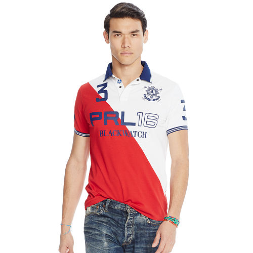 BlackWatch Custom Fit Polo 89070476
