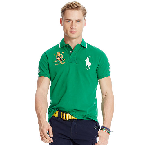 Classic Fit Big Pony Polo 89017306