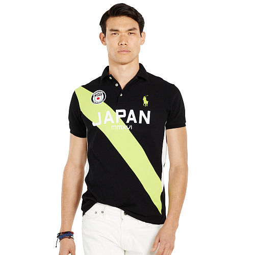 Custom Fit Japan Polo Shirt 93752276