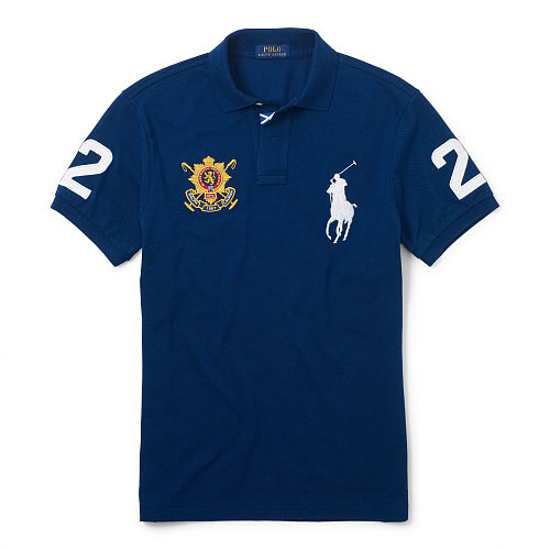 BlackWatch Slim Fit Polo Shirt 88638866