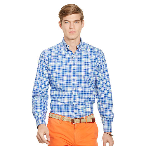 Tattersall Oxford Sport Shirt 84776836