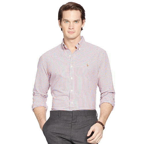 Tattersall Oxford Sport Shirt 84776856