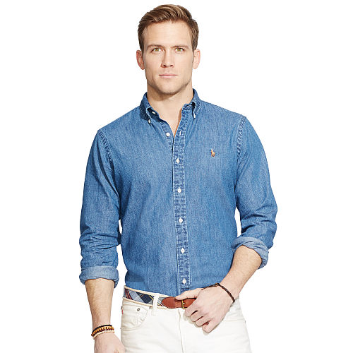 Denim Sport Shirt 59460706