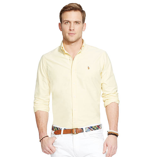 Cotton Oxford Sport Shirt 84859526