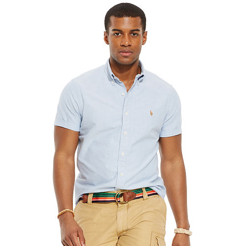 Oxford Short Sleeve Shirt 89070436