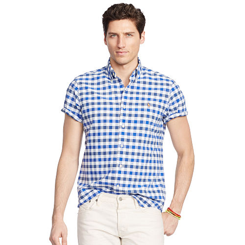 Oxford Short Sleeve Shirt 89234956