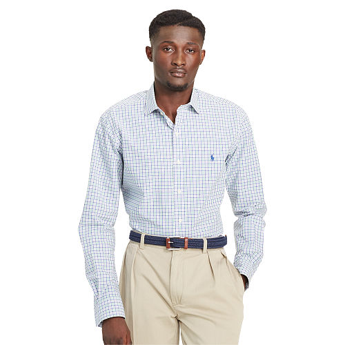 Estate Slim Fit Poplin Shirt 93752106
