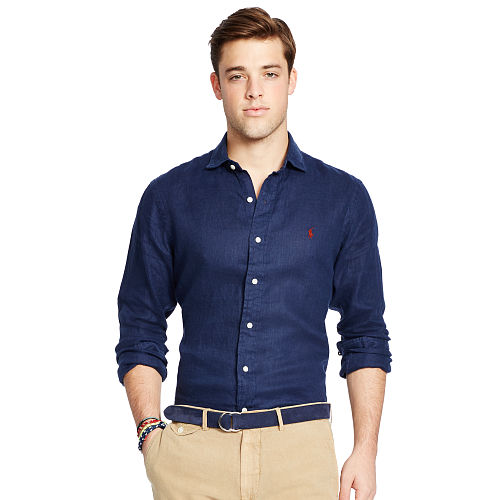 Estate Linen Sport Shirt 89234886