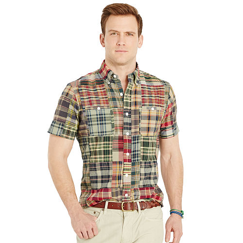 Madras Short Sleeve Shirt 94664496