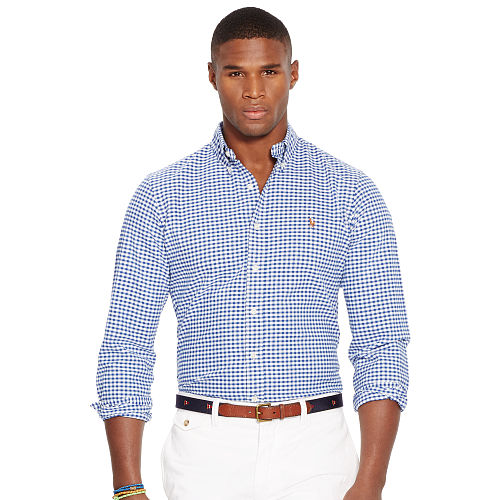 Slim Fit Stretch Oxford Shirt 84776766