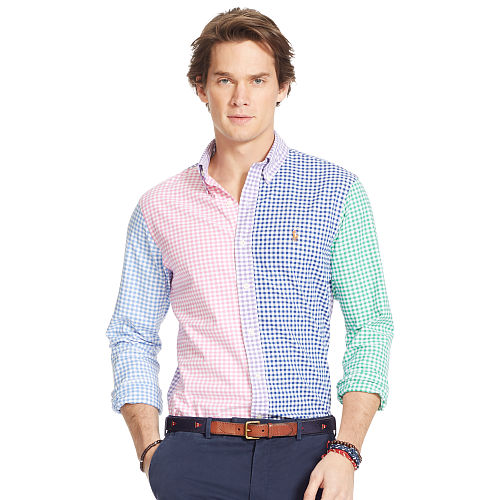 Slim Fun Stretch Oxford Shirt 84776816