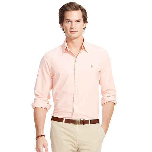 Solid Oxford Sport Shirt 84776886