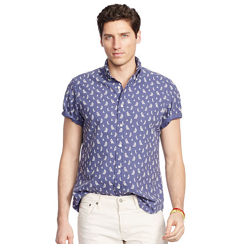 Oxford Short Sleeve Shirt 89234966