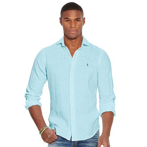 Estate Linen Sport Shirt 93752096