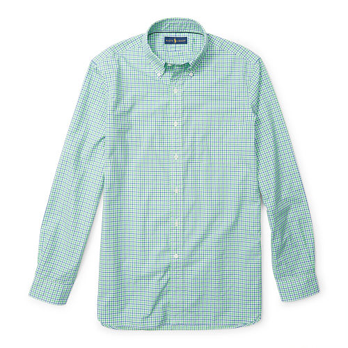 Checked Poplin Sport Shirt 84776716