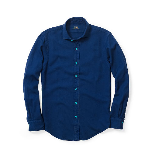Slim Fit Estate Mesh Shirt 89234816