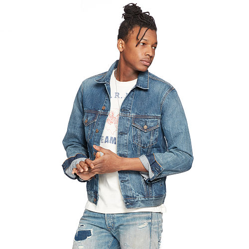 Denim Trucker Jacket 88485696
