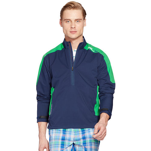 Waterproof Half Zip Jacket 84838916