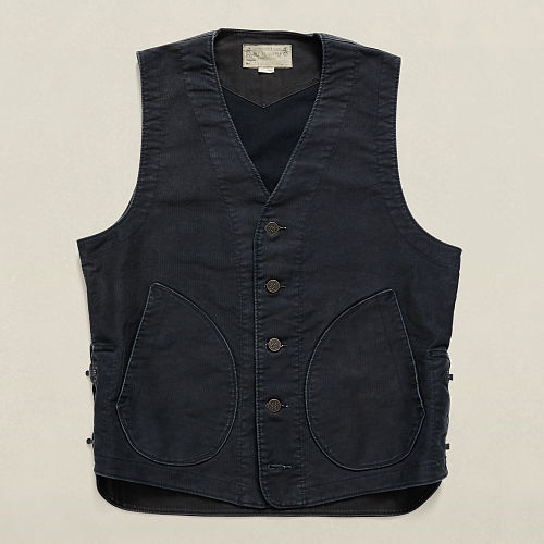Hughes Jungle Cloth Vest 90497006