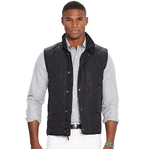 Diamond Quilted Vest 84776466