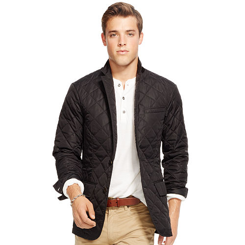 Quilted Sport Coat 84776476