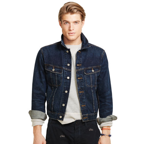 Denim Trucker Jacket 56541696