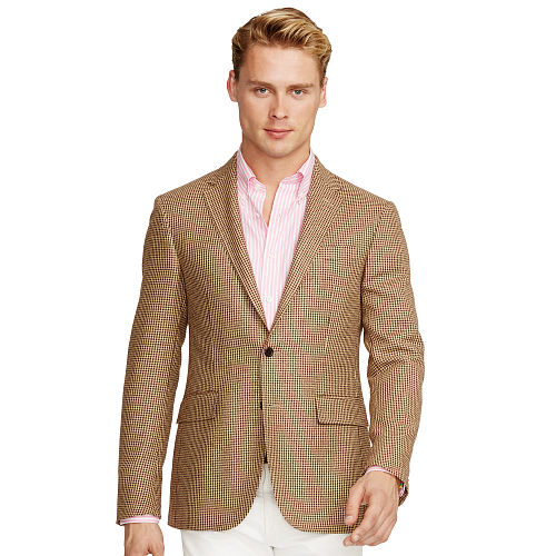 Polo Houndstooth Sport Coat 82502736