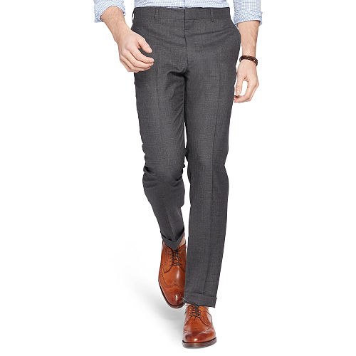 Slim Fit Wool Fresco Trouser 89965956
