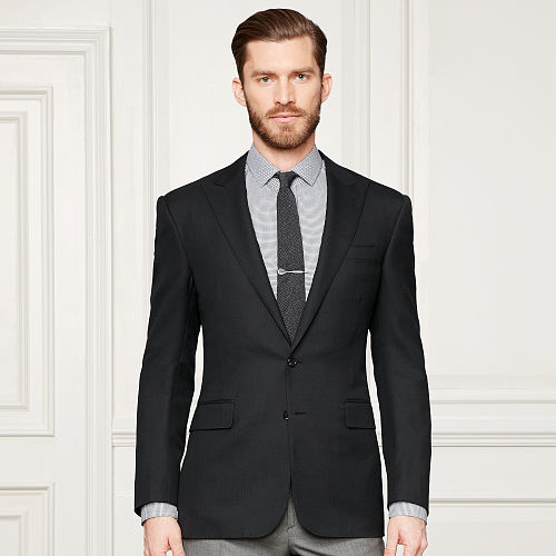 Anthony Herringbone Sport Coat 83569406