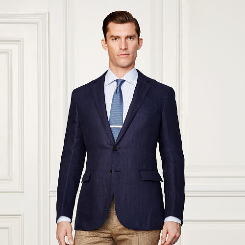 Nigel Herringbone Sport Coat 83760756