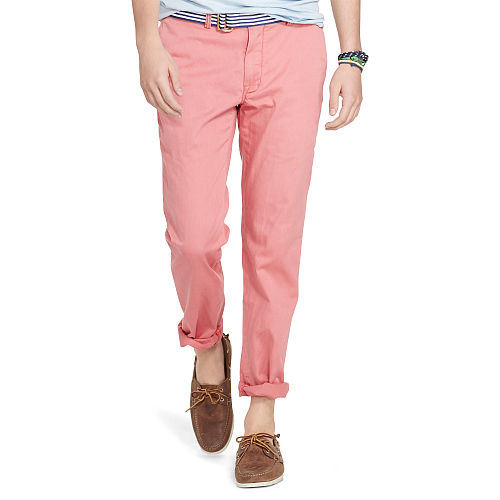 Straight Fit Cotton Chino 67183996