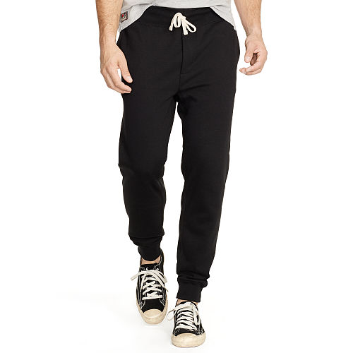 Cotton Blend Fleece Pant 84775886