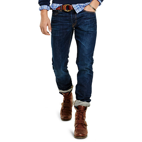 Varick Slim Straight Jean 84776336