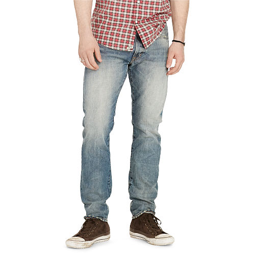 Slim Fit Faded Jean 85907556