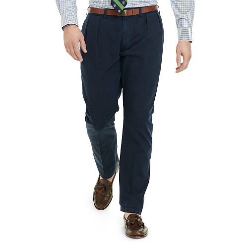 Classic Fit Pleated Chino 23839676