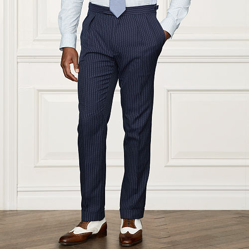 Gregory Striped Twill Pant 83099186