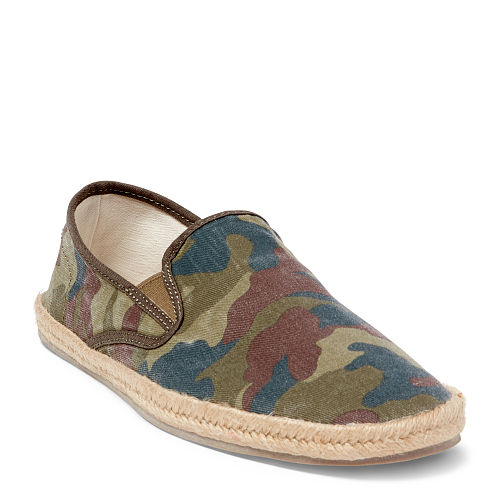 Swittle Camouflage Espadrille 87025436