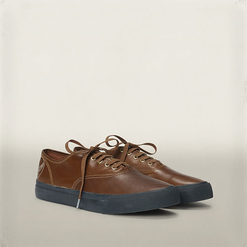 Norfolk Leather Sneaker 84547146