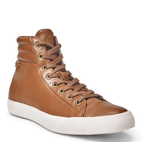 Geffron Leather Sneaker 84546396
