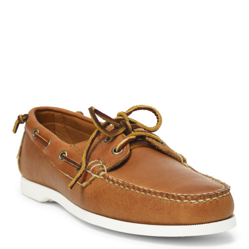 Telford Leather Boat Shoe 78189126