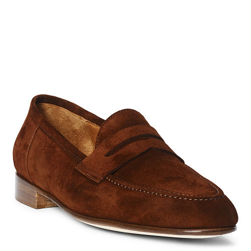 Chessington Suede Penny Loafer 85889226