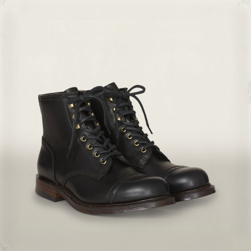 Bowery Leather Boot 55819936