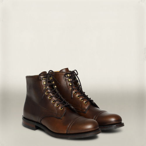 Livingston Leather Boot 65636206