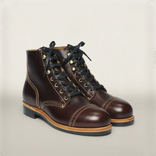Wythe Leather Boot 84547186