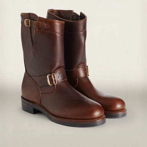 Leather Engineer Boot 12552496