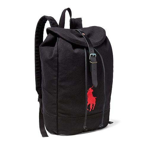Big Pony Canvas Backpack 94431566